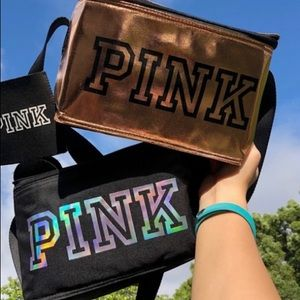 "VS "" PINK"" Cooler/Lunch Box"